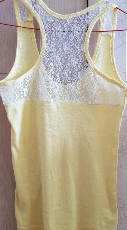 여성 여름 티셔츠 세트/례이스나시 세트