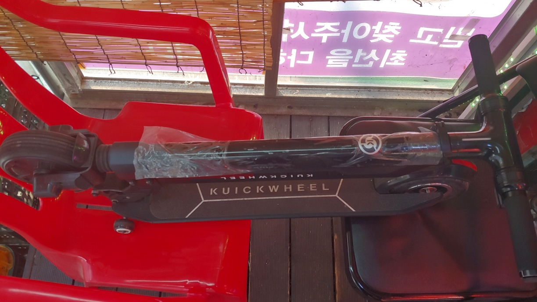 전동킥보드 패스트휠 f0 + 추가배터리 + 타이어