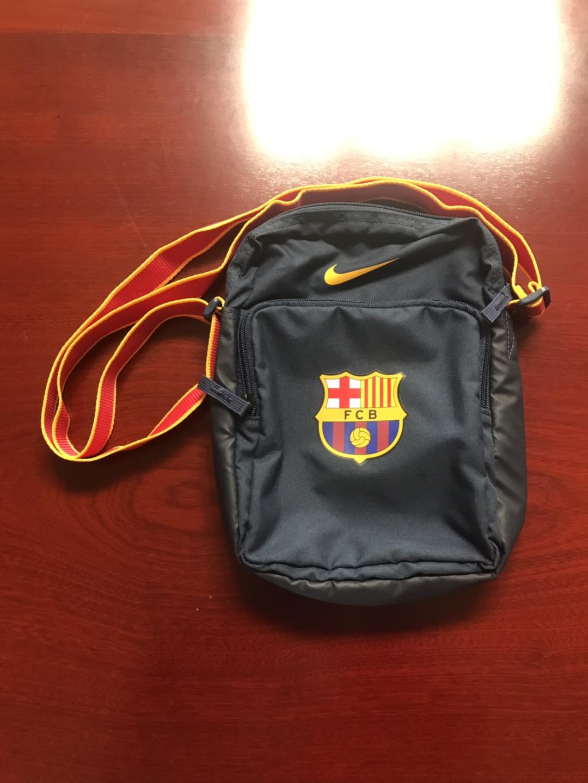 FC 바르셀로나 여행가방 숄더백 미니
