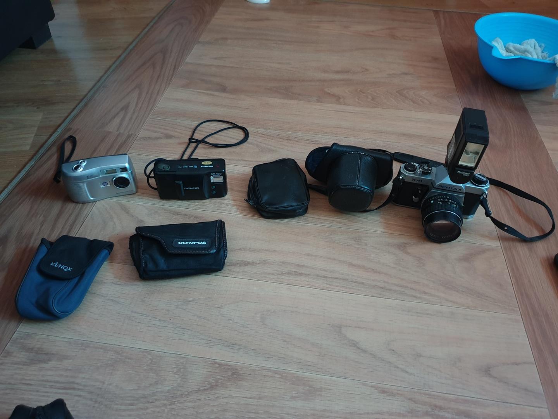 옛날 카메라 무료입니다