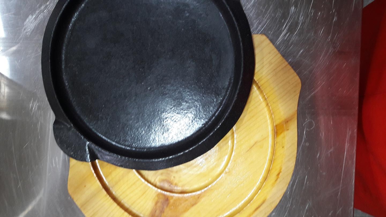 콘치즈 철판  2개