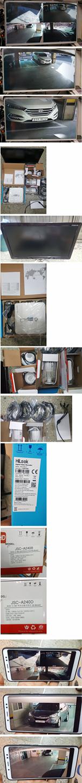 cctv 4대 풀세트 + LED 모니터 팔아요. 새제품