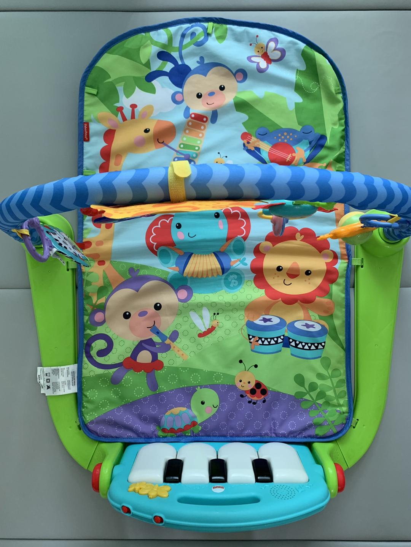 피셔프라이스 아기체육관 피아노체육관