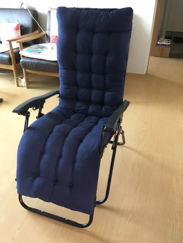 의자(접이식침대)