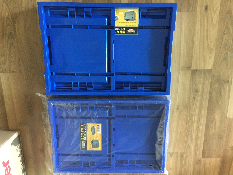 절첩식 상자 대형 2개
