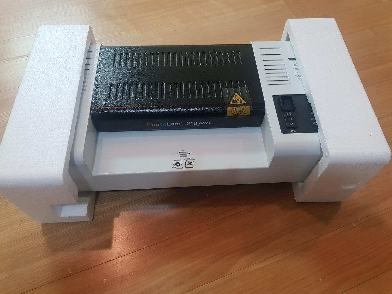 현대오피스 코팅기A4