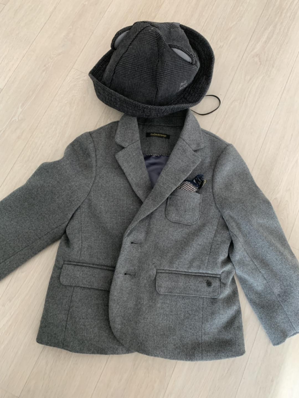 테일스쿱 자켓 90호+모이몰른 모자 택포