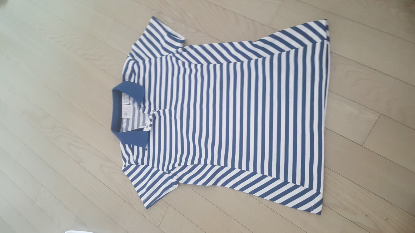 데상트골프 여성티셔츠