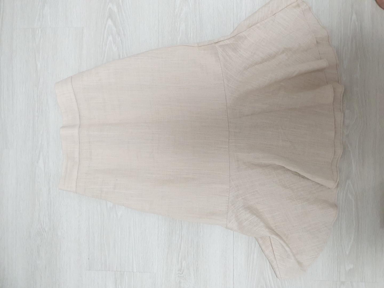[옷장정리] 베이지색 인어라인 치마