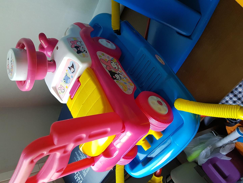 아기점프장난감