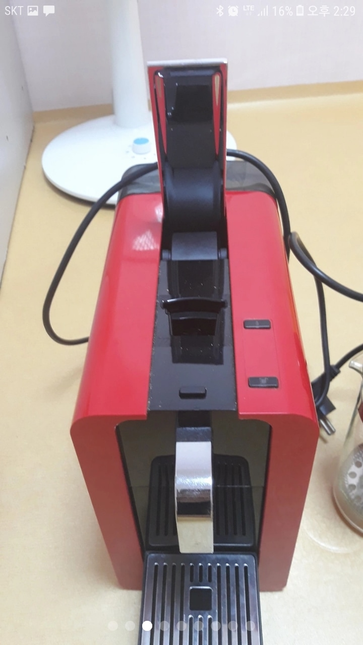 크레메소 캡슐 머신기