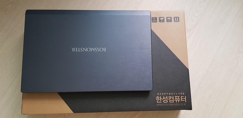 게이밍노트북 XH57 BossMonster Hero456GT