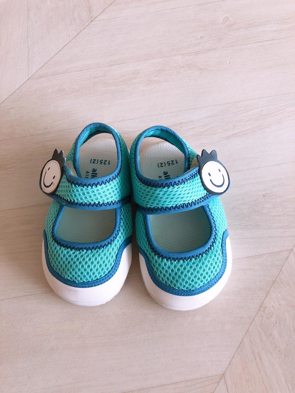 알로앤루 아기 삑삑이 신발