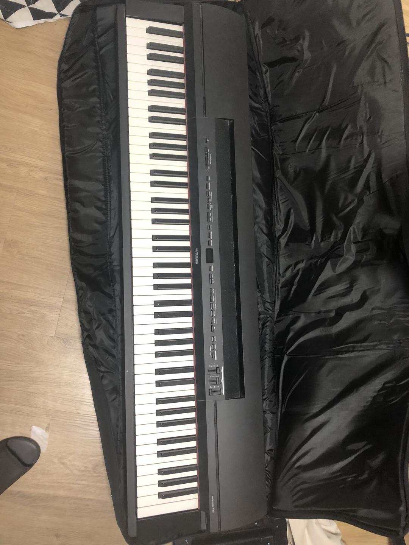 가격 낮춥니다 ! 야마하 p-255 디지털 피아노 판매합니다 !