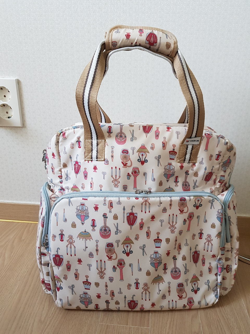 기저귀가방 수량2개