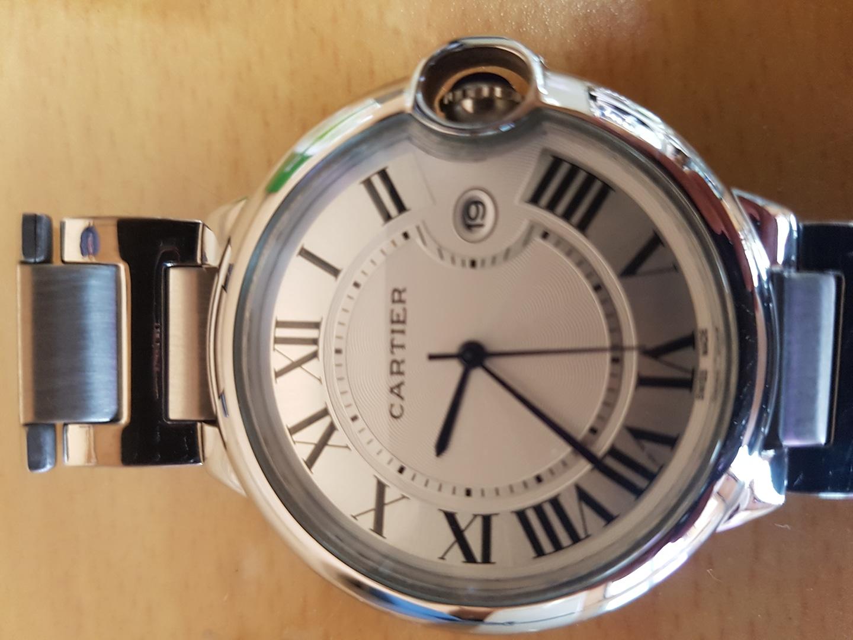 르떼아 레플 시계
