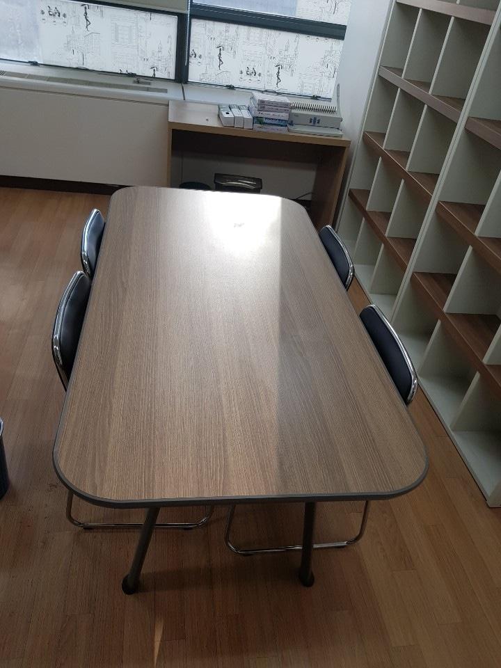 회의 책상 탁자(유성구 봉명동) 사무용 탁자