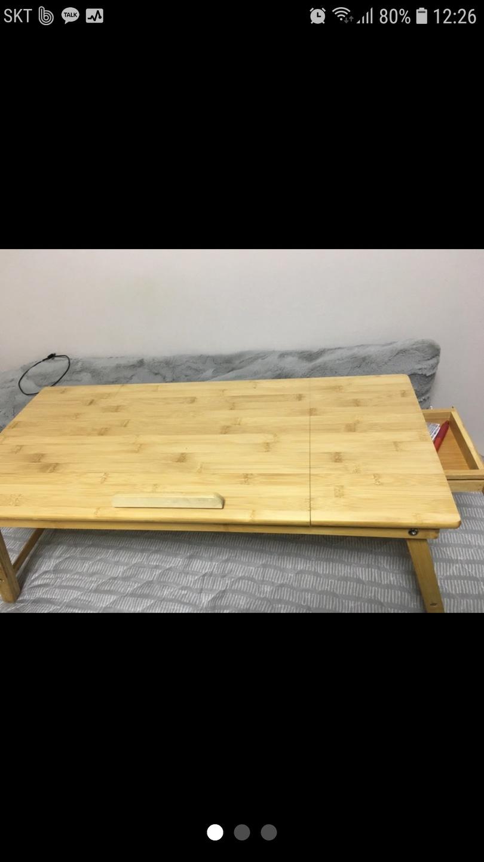노트북침대테이블