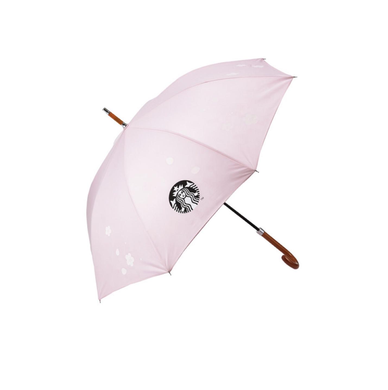 스타벅스 벚꽃우산