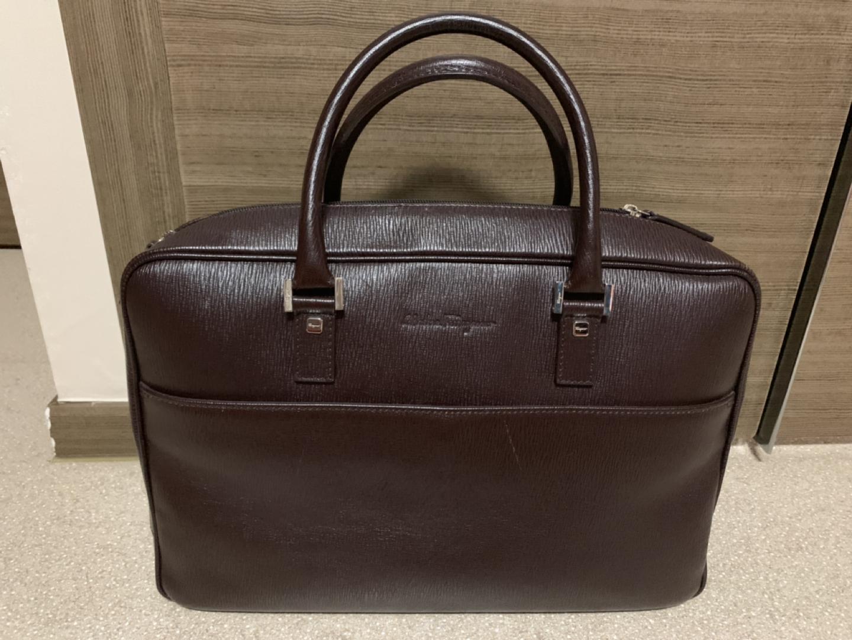 페레가모 서류가방