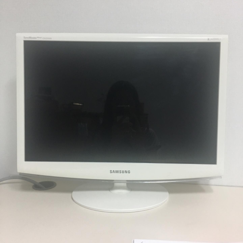 삼성 LCD 화이트 모니터 CX2233GW 판매합니다