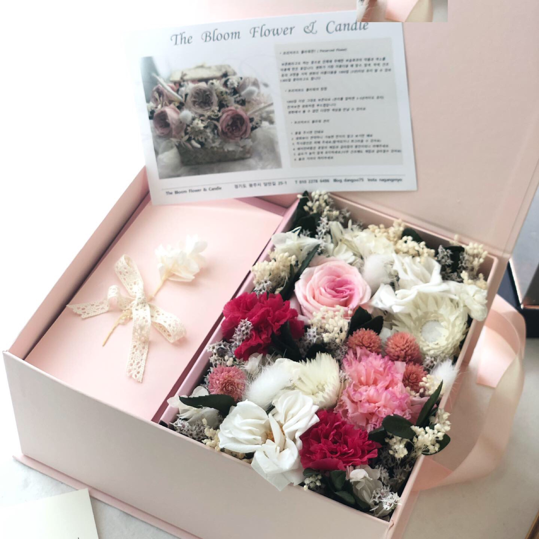 더블룸 꽃과 캔들: 뉴욕 감성 디자이너 꽃공방