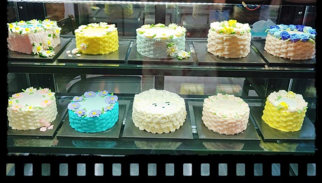 케이크 무료나눔