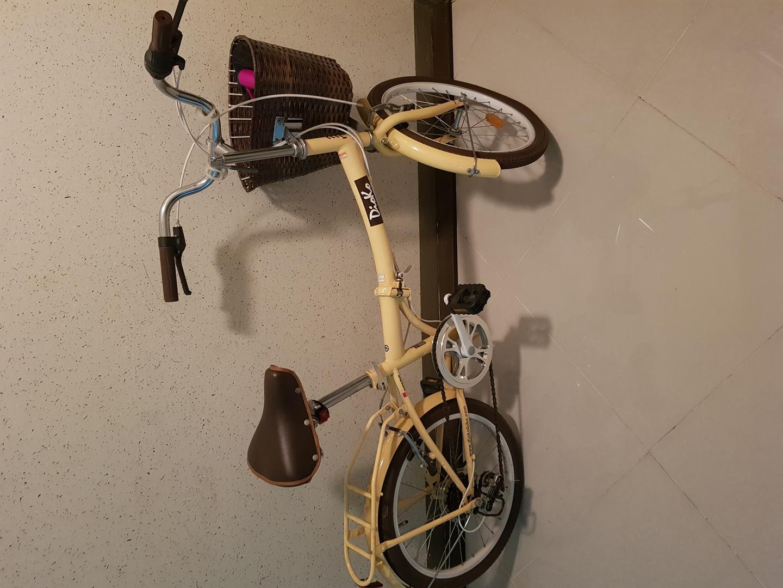 미니벨로 자전거팝니다
