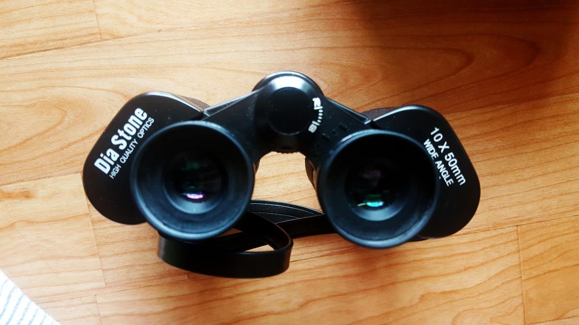 쌍안경 다이아스톤 10×50