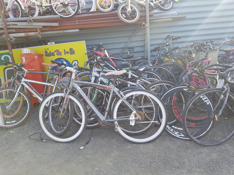 중고 자전거 판매