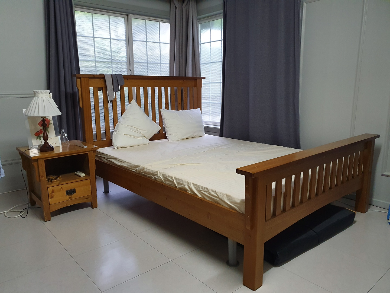 침대(퀸사이즈)