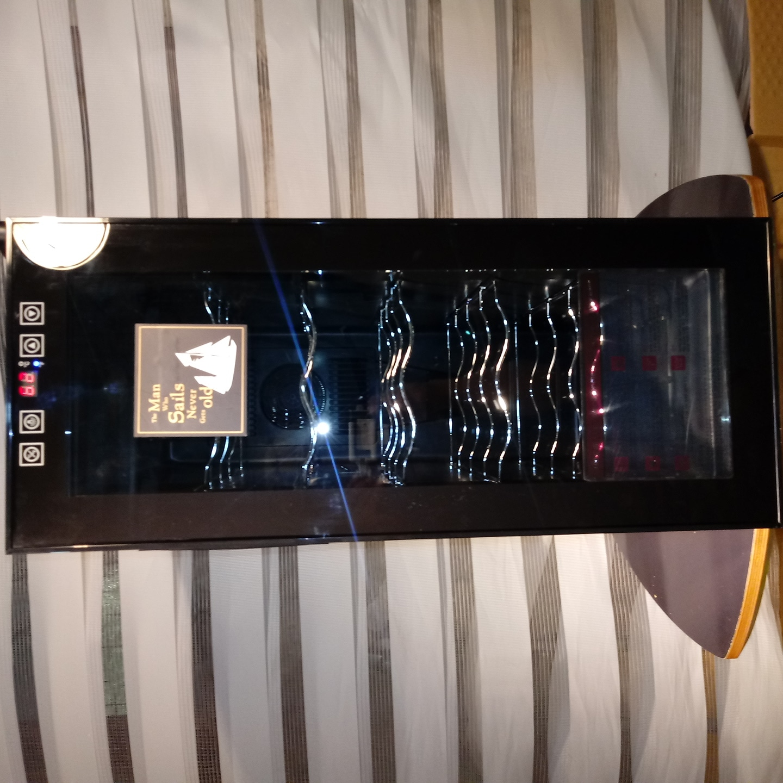 와인.양주 보관 냉장고