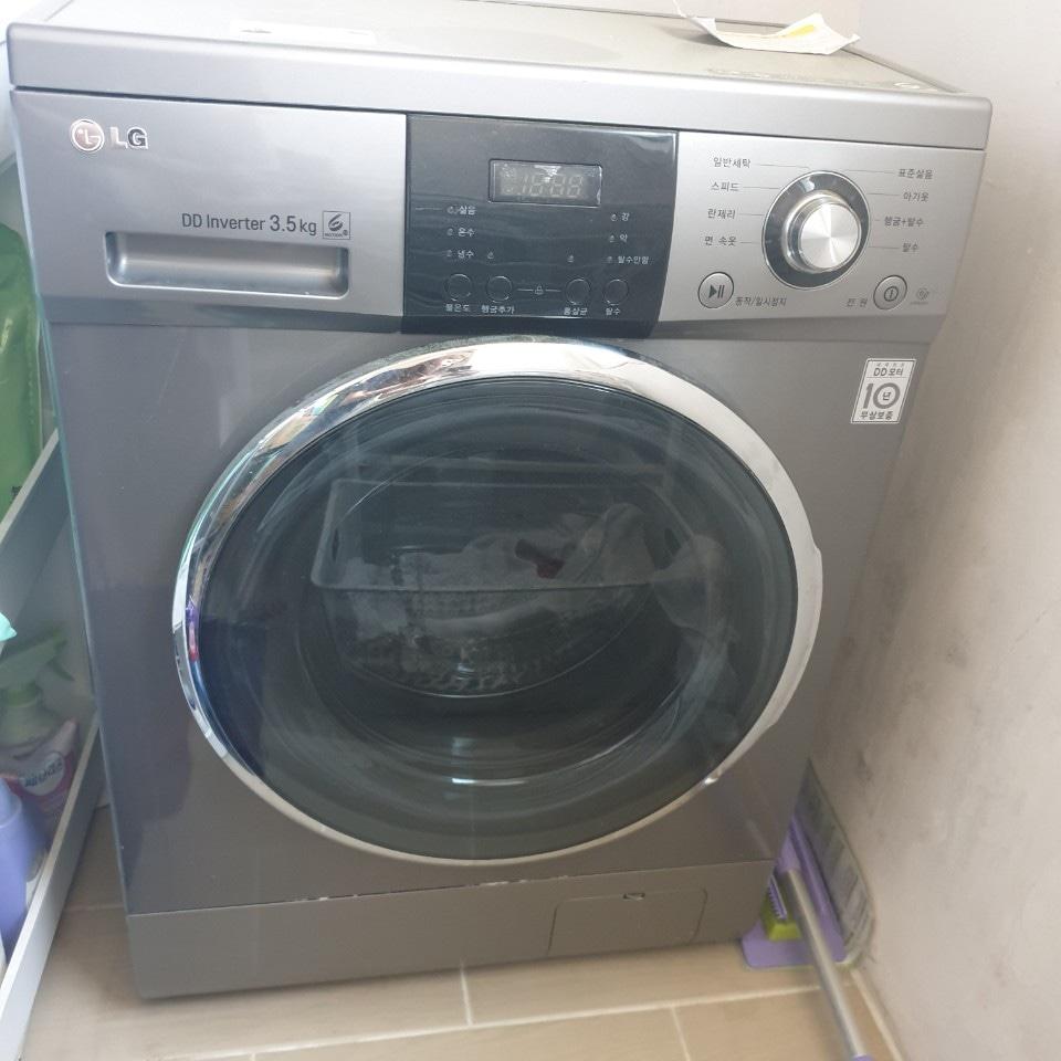 LG꼬망스세탁기/아기세탁기