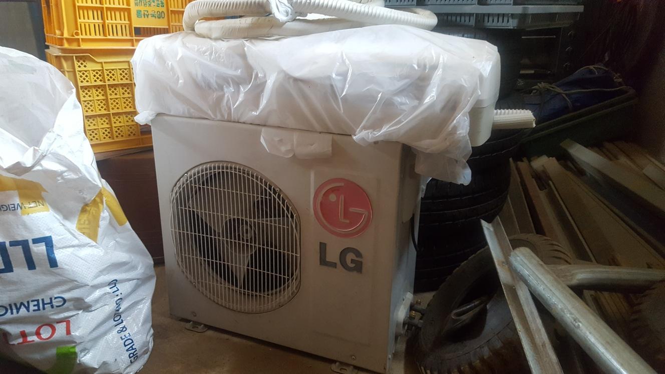 LG  6평형벽걸이에어컨