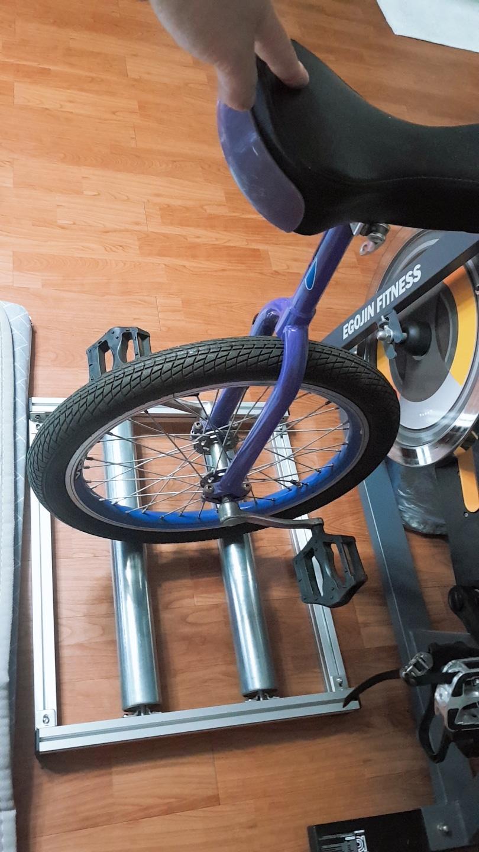 외발자전거연습용롤러
