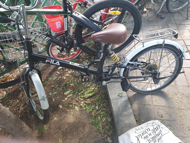 휠라접이식 자전거20