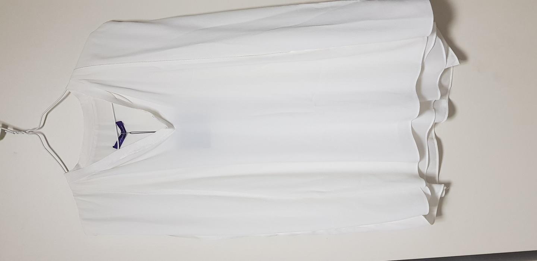 (새상품)아이잗 컬렉션 여신차르르블라우스66