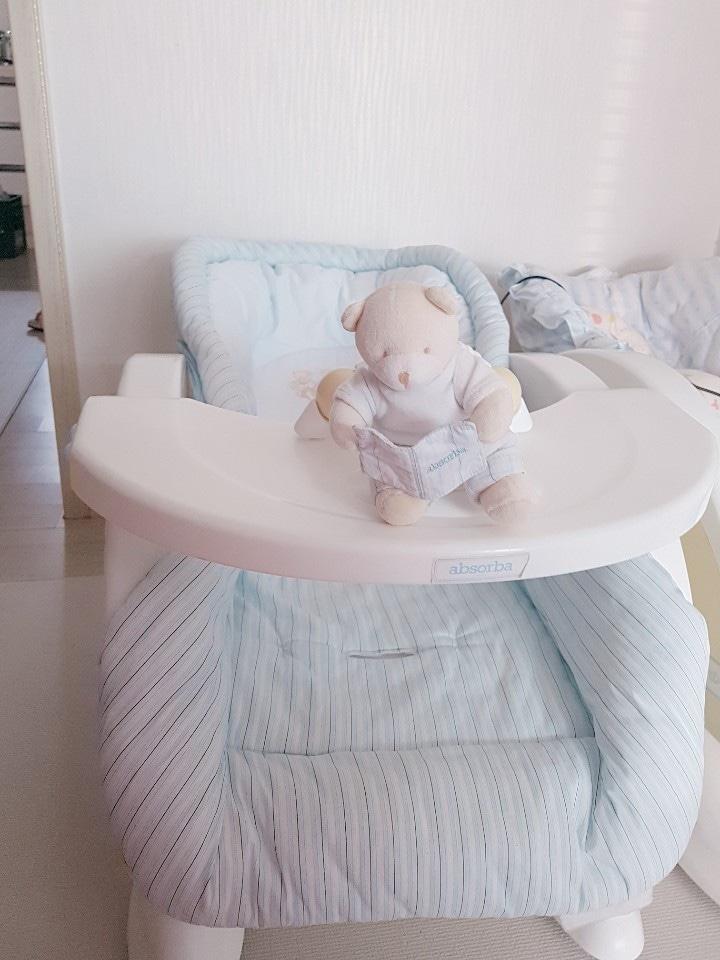 아기 흔들 침대