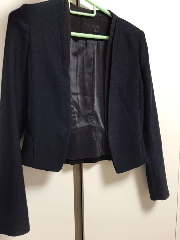 예스비 네이비 재킷 자켓
