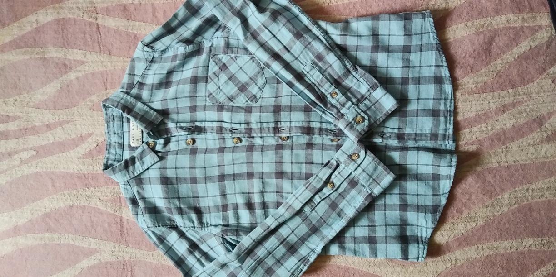 새옷)남자아이 린넨셔츠
