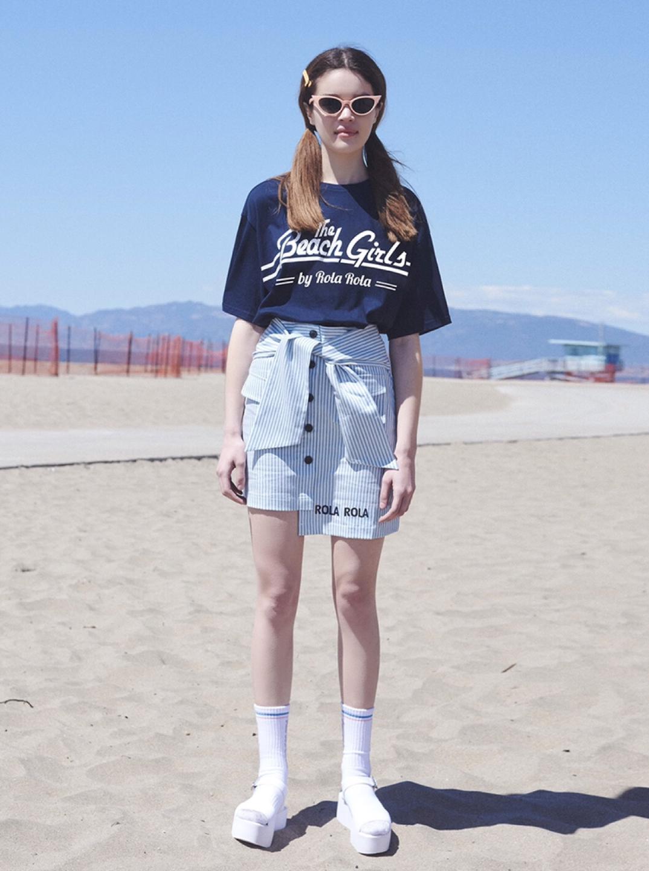 RolaRola T-shirt + Skirt