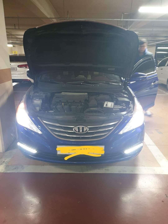 필립스칩 6500K 60와트 10,000루멘 자동차 / 안개등 LED 판매합니다