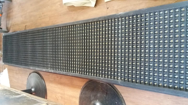 LED  간판