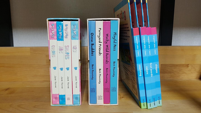 영유아 영어책~!
