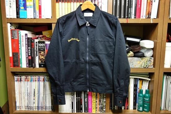 Universal Works 유니버셜 웍스 / 꽃 자수 유니폼 셔츠 자켓 / S