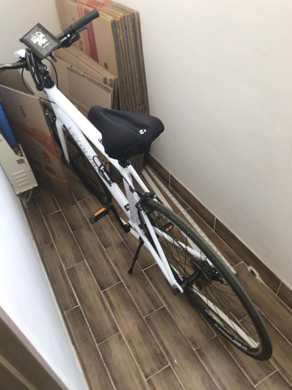 두번 탄 자전거 팝니다.