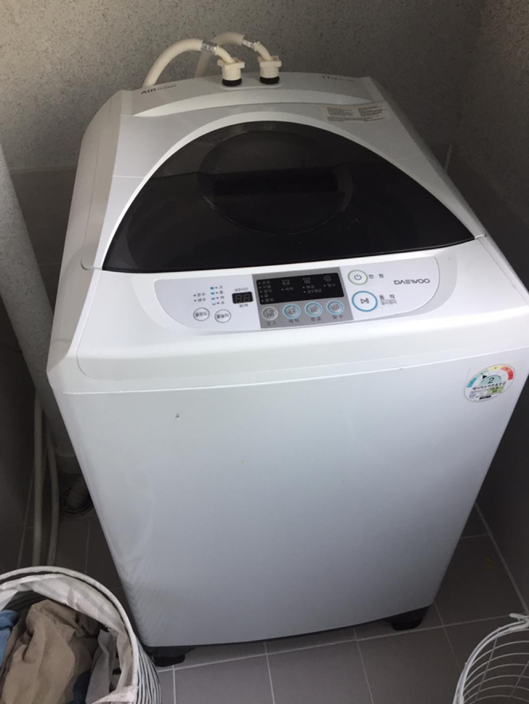 동부대우 세탁기 팝니다