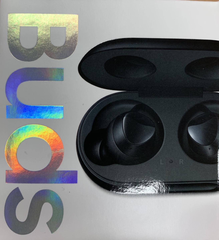 (미개봉)갤럭시 버즈 블랙 (sm-r170)/삼성 무선충전기 듀오(wireless charger duo) 판매