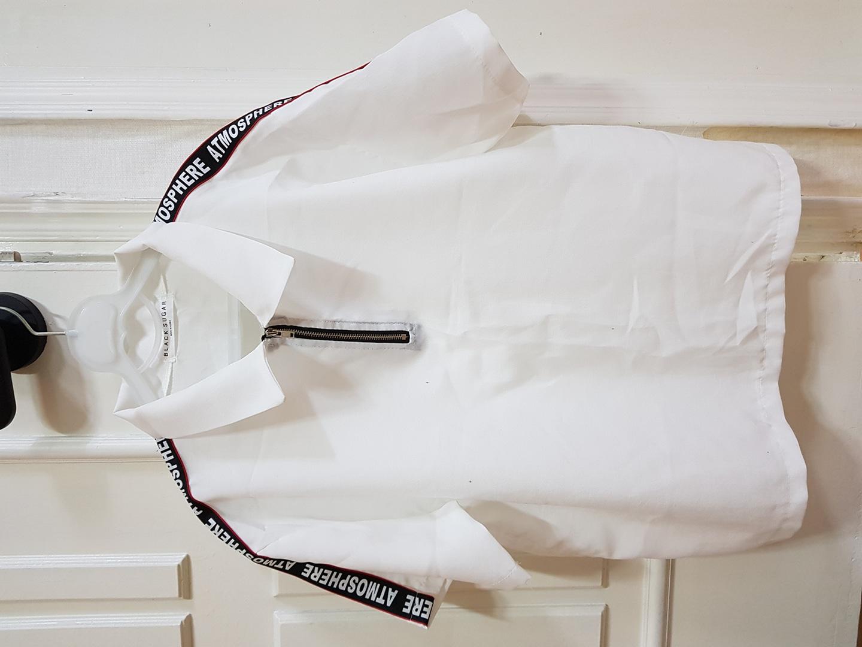 흰반팔 티셔츠 55