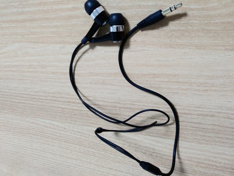 커널형 이어폰